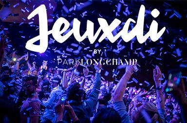 Jeuxdi by  ParisLongchamp