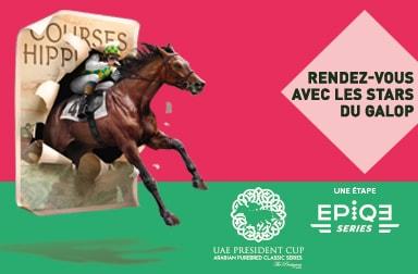 The Emirates Poules d'Essai des Poulains et des Pouliches