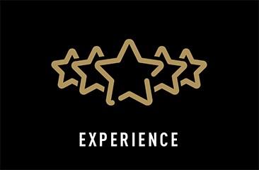Choisissez votre expérience
