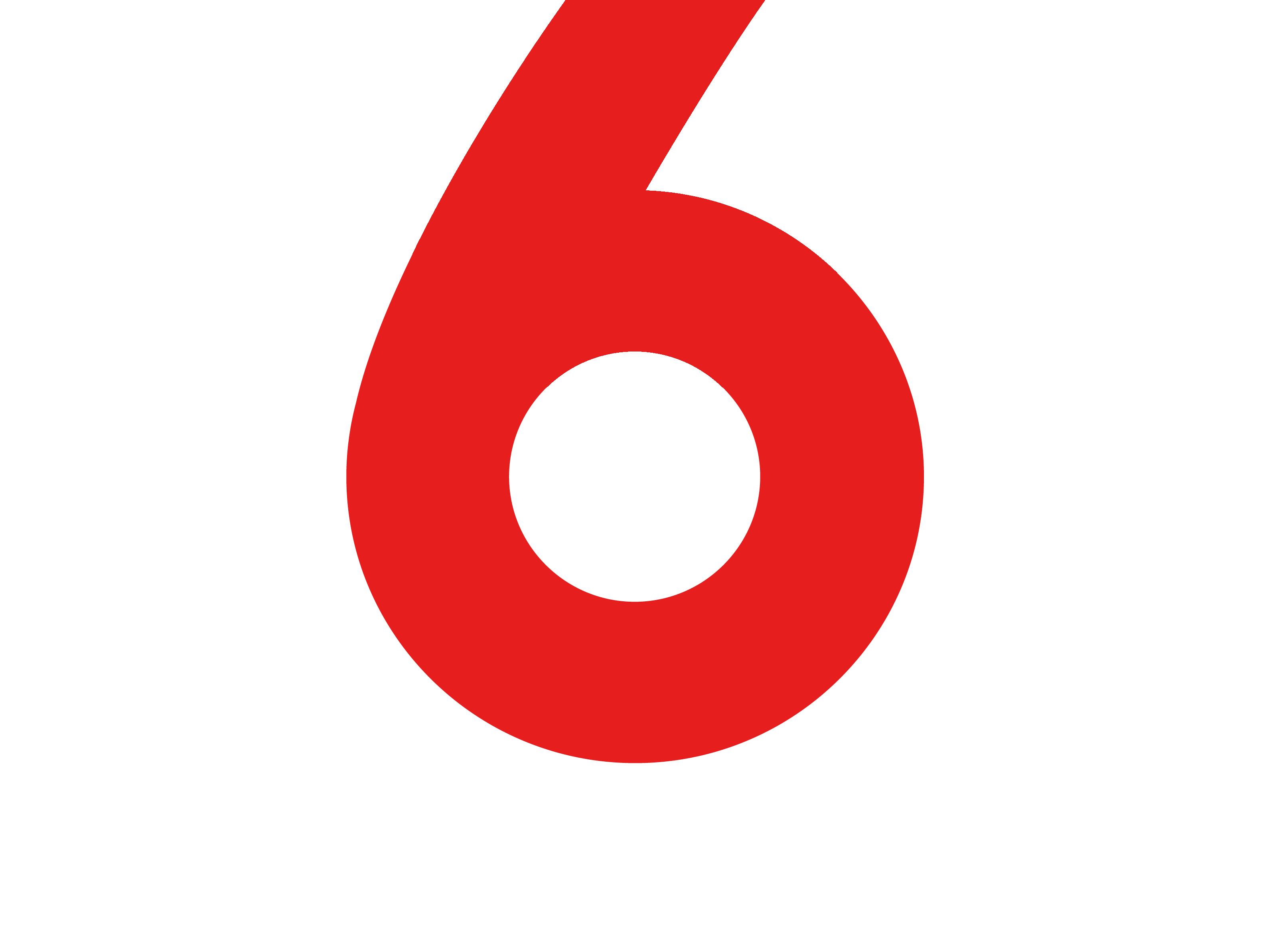 logo de la chaîne de télévision M6